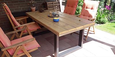 Neues Gerüstholz, transparent, 180x100 cm