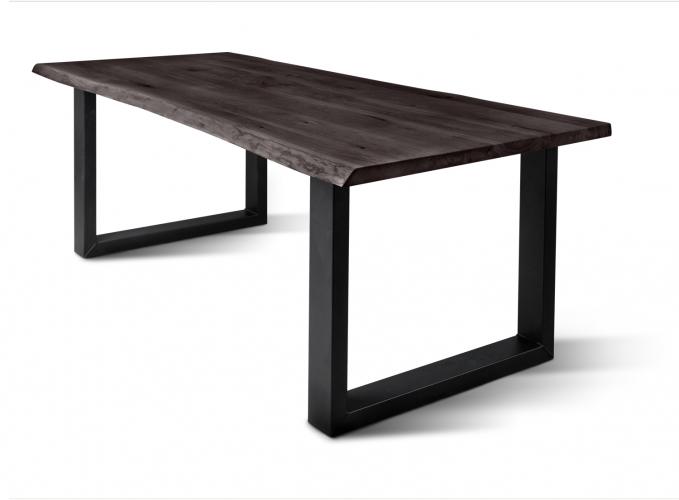 Table Factory | Massive Eiche mit Baumkante, Esstisch | online kaufen