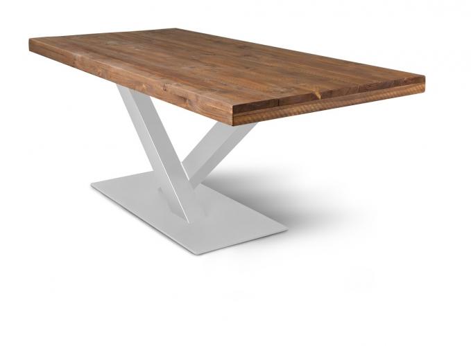 Table Factory | Neues Gerüstholz, Esstisch | online kaufen